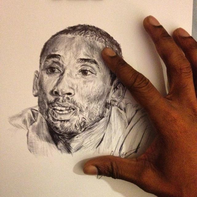 Kobe Bryant par billyhjackson